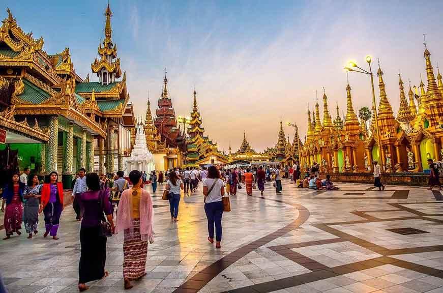 Shwedagon-